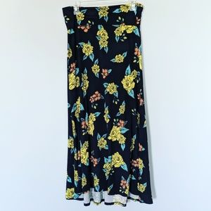 Like NEW Lularoe Maxi Skirt